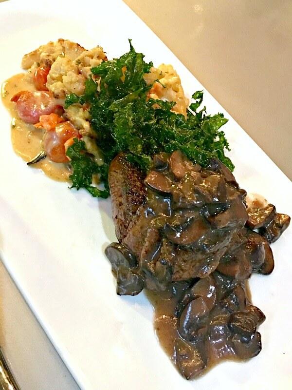 Namastay Kitchen Cast Iron Beef Tenderloin