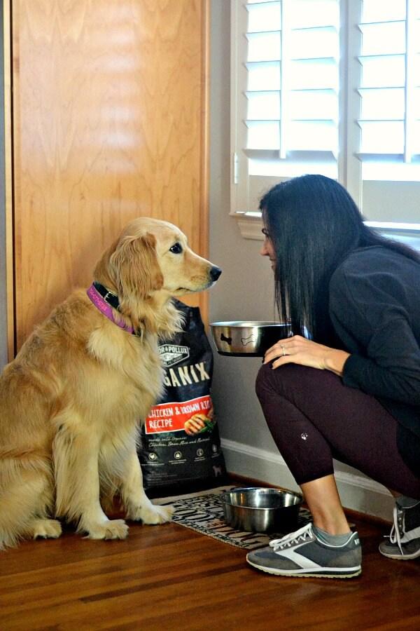 ORGANIX Dog Food Review
