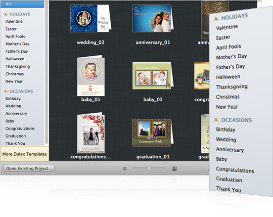 Best Greeting Card Maker for Mac - Greeting Box
