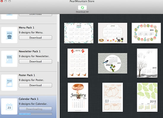 DIY Printable Monthly Calendar from Calendar Template - calendar template for website