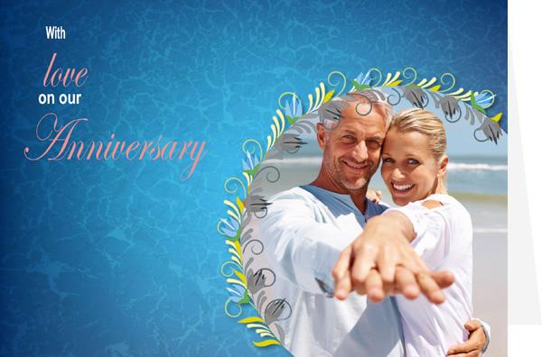 Anniversary Card Templates Printable Anniversary Cards \u2013 Greeting Box