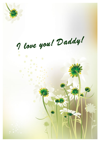 Fathers Day Card Templates Greeting Card Builder