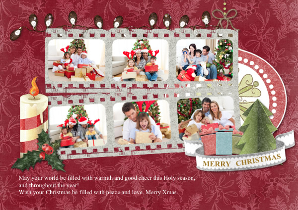 Greeting Card Samples  Templates Photo Greeting Cards - Picture