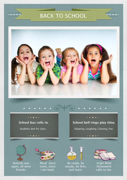 Poster Templates  Samples Poster Maker - Picture Collage Maker