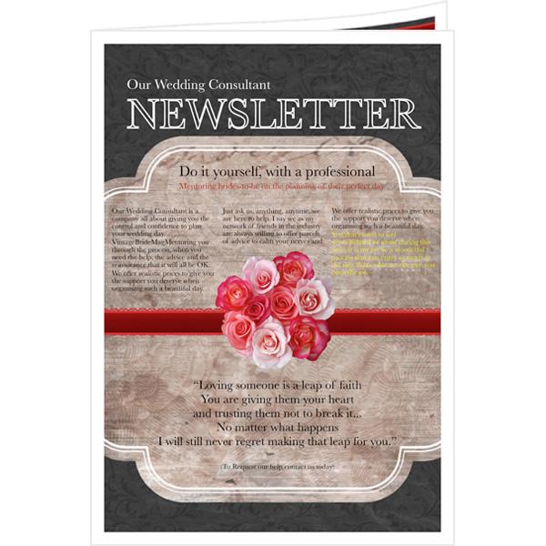Newsletter Templates  Samples Newsletter Publishing Software - newsletter sample templates