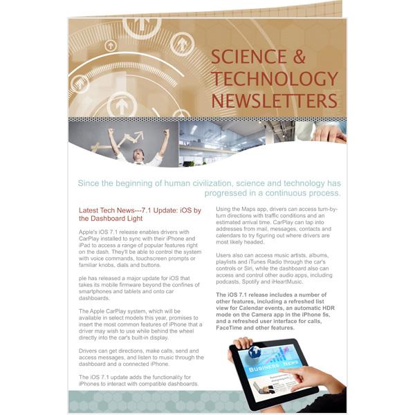 Newsletter Templates  Samples Newsletter Publishing Software