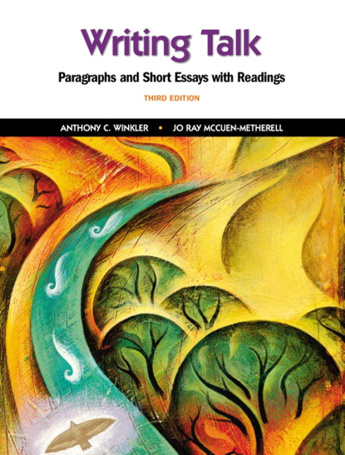 Real essays with readings 3rd edition online Coursework Service