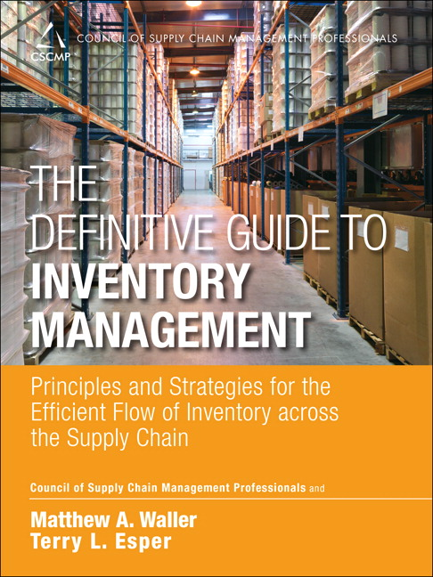 CSCMP, Waller  Esper, Definitive Guide to Inventory Management, The