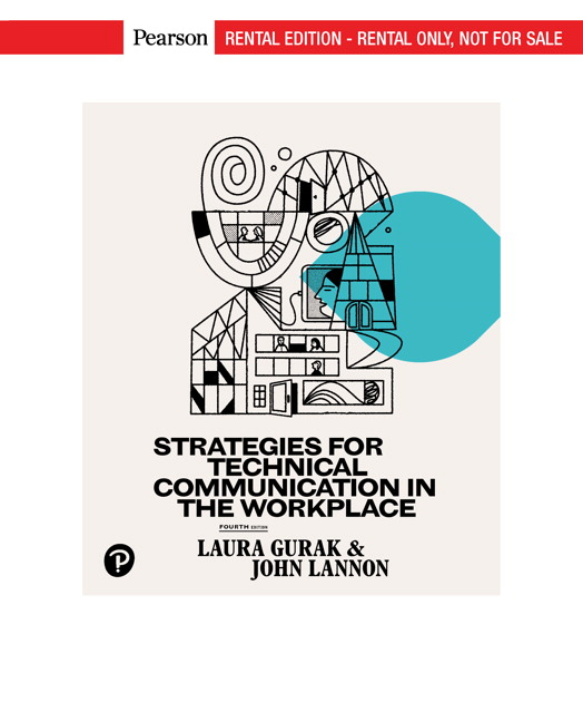 Gurak  Lannon, Strategies for Technical Communication in the