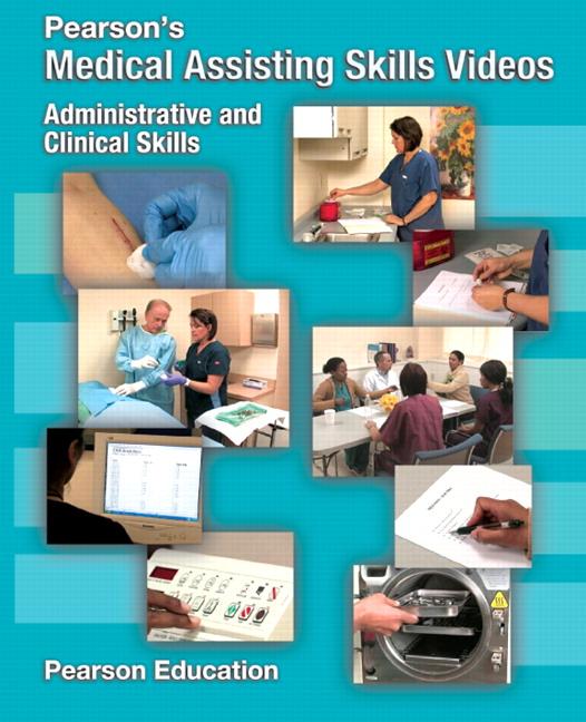 Pearson Education  Pearson Education, Pearson\u0027s Medical Assisting