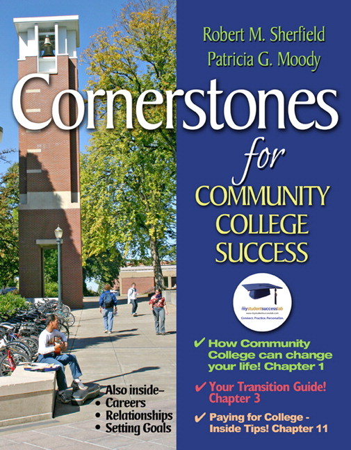Sherfield  Moody, Cornerstones for Community College Success