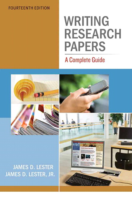 writing research papers a complete guide apa A guide to writing research papers lester, james d writing research papers: a complete guide writing a a guide for writing research papers (apa.