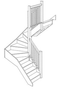 Related Keywords & Suggestions for staircase drawings