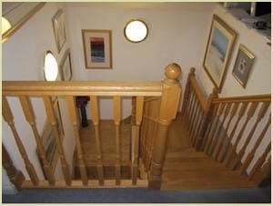 Stair Spindles Metal Wooden Staircase Spindle Suppliers Uk