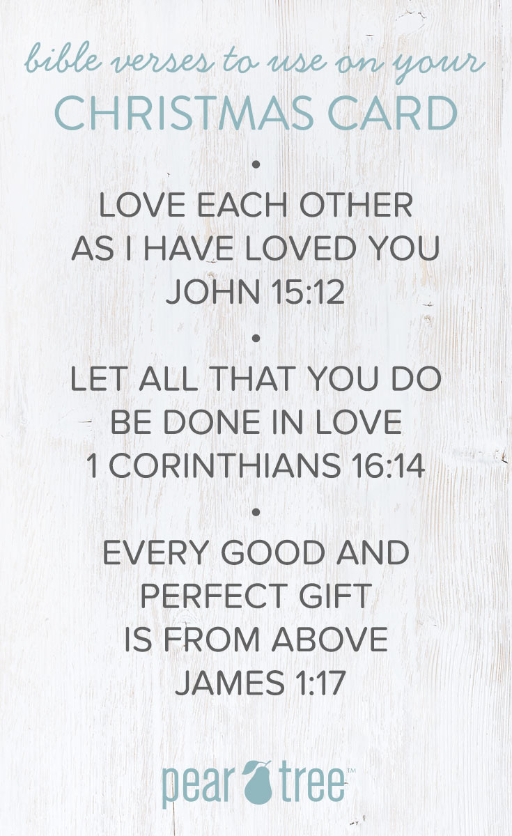 Large Of Bible Verses For Christmas Cards