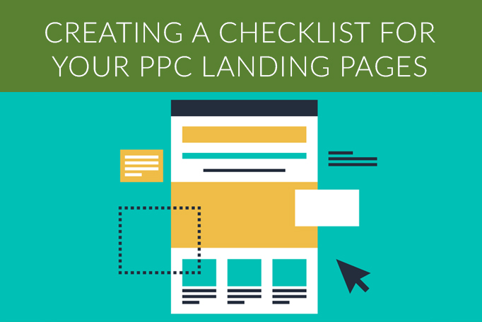 Creating a Checklist for Your PPC Landing Pages Pea Soup Digital - creating checklist