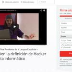 Hacker Apakah bukan penjahat – Pengumpulan tanda tangan untuk mengubah definisi RAE