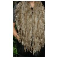 Fur scarf for women