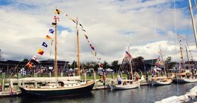 Greenport Gets Ready For Maritime Festival