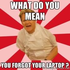 LaptopForgotten