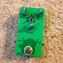Taurus Pedals 90 Lb. Hamster Distortion