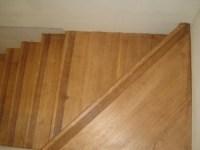 Chêne - Escalier