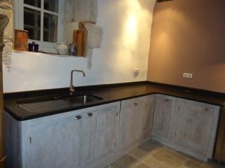 Limed Oak Kitchen