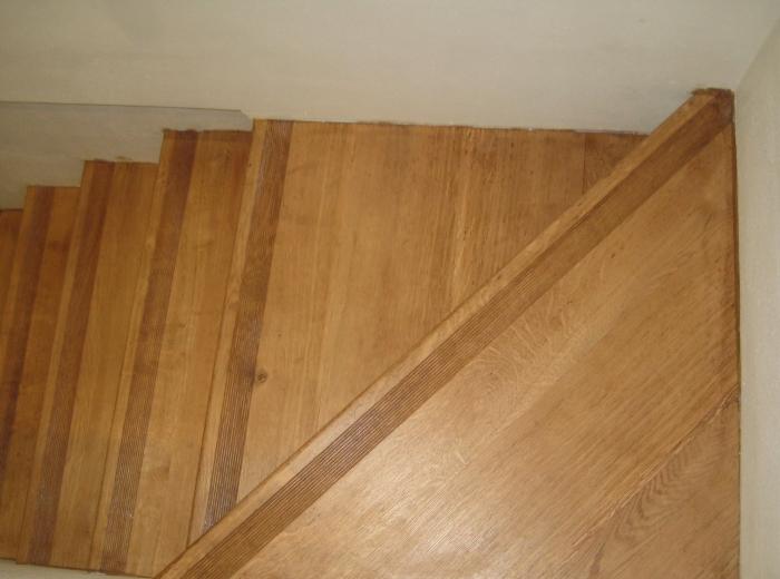 Smart Oak Staircase