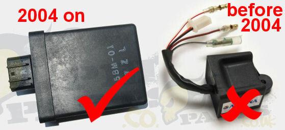 Yamaha Aerox CDI fault finding Blog Pedparts UK