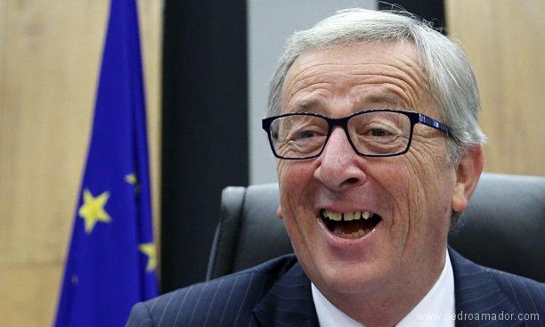 ¡Esto es una fiesta! ¡Se rompe Europa!