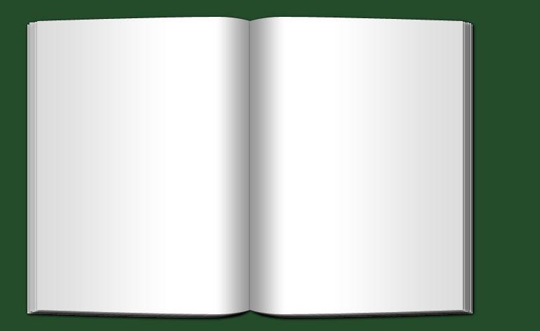 open book page - Canasbergdorfbib