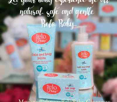Belo Baby Review + Giveaway (CLOSED)