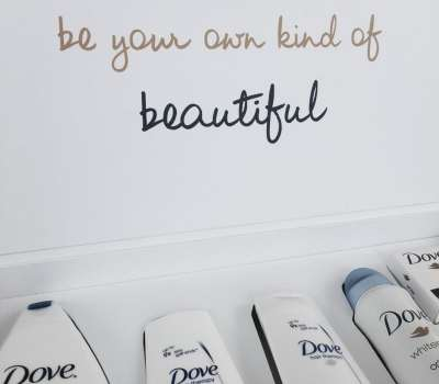 Holiday Gift Set From Dove