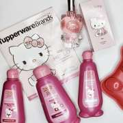 Tupperware Brands Hello Kitty Collection