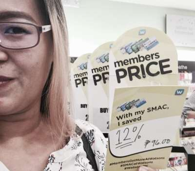 "Watsons ""Members Get More"" Campaign"