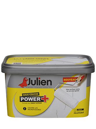 Sous-couche Power + - Peintures Julien - Peinture Julien Sous Couche
