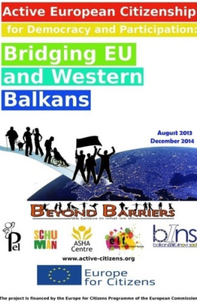 Aктивно европско граѓанство за демократија и учество: Поврзување на ЕУ и Западен Балкан