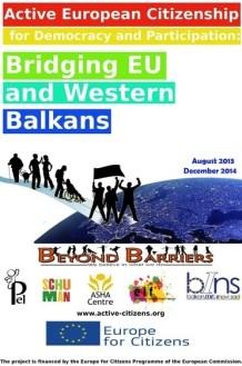 Active European Citizenship for Democracy and Participation: Bridging EU and Western Balkans
