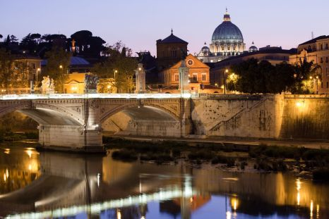 Saint-Peters-Basilica-in-Rome-Italy