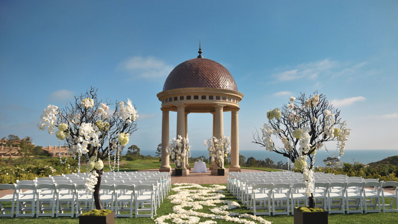 Weddings at Pelican Hill