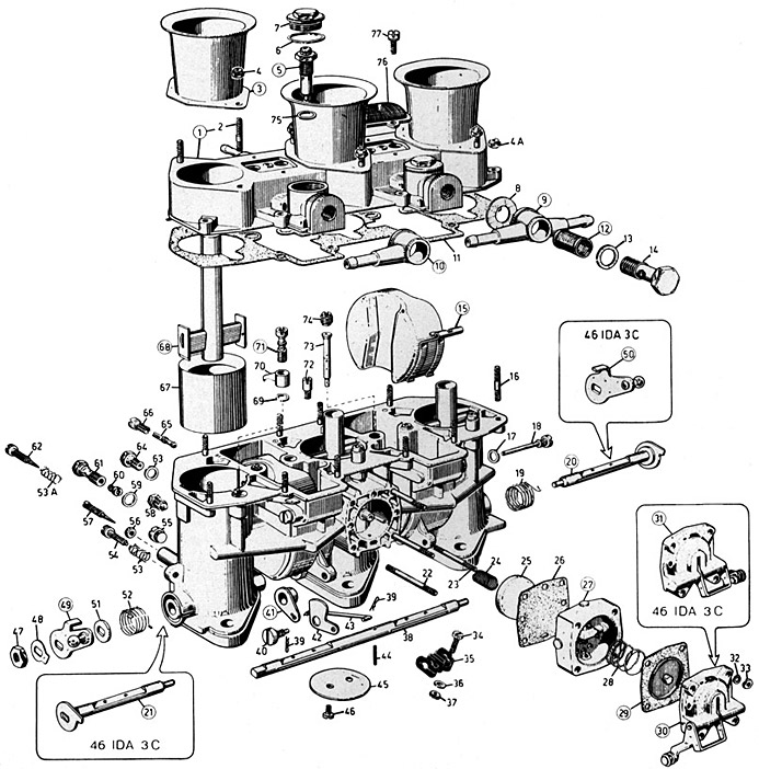fuel funnel   filter and water separator