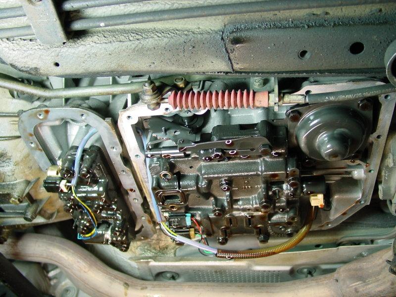 How I fixed the tranny limp mode, error p0720 - Bimmerfest - BMW Forums