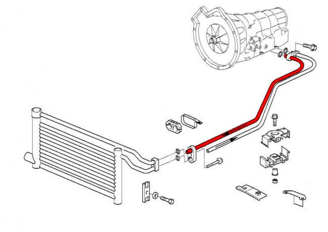 bmw e39 transmission diagram