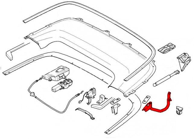 1994 bmw 325i convertible top wiring diagram