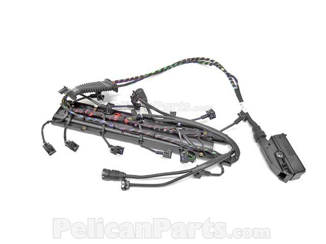 wiring harness for 1995 s600 mercedes coupe