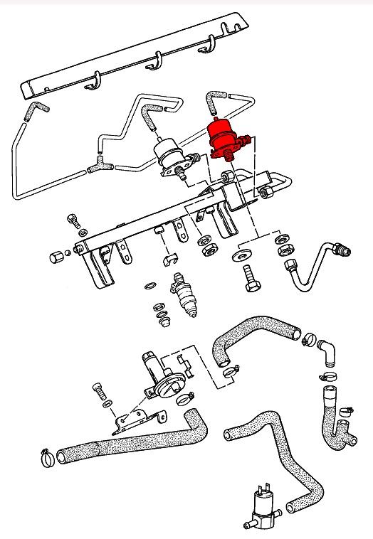 924 turbo porsche 924 turbo porsche 924 fuel system diagram more