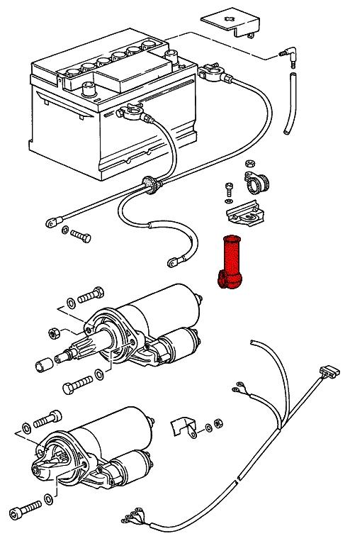 1983 porsche 944 electrical diagram