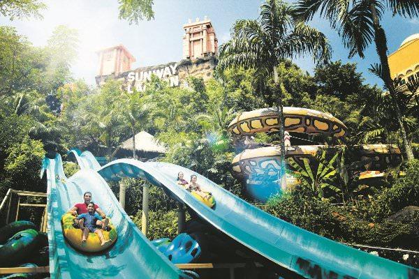Sunway-Lagoon-Park