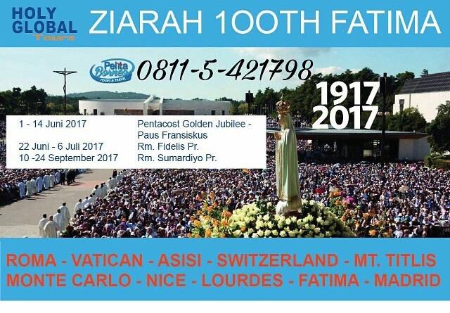 ziarah-eropa