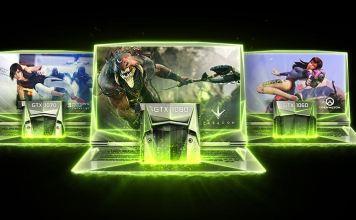 GeForce GTX 10 Series Notebook